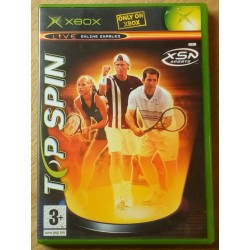 Xbox: Top Spin (XSN Sports)