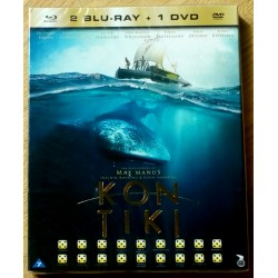 Kon Tiki (Blu-ray / DVD)