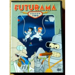 Futurama: Season 2 (DVD)