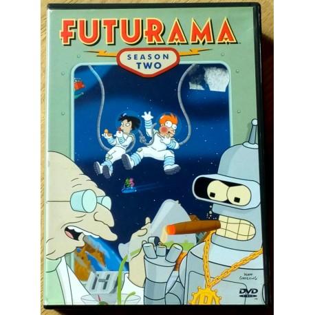 Futurama: Season 2 (DVD)