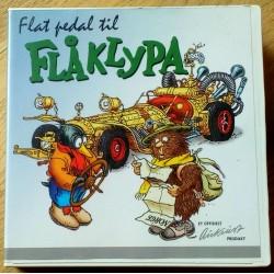 Flat pedal til Flyklypa - Kjell Aukrust (lydbok)