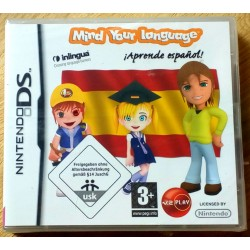 Nintendo DS: Mind Your Language - Learn Spanish!
