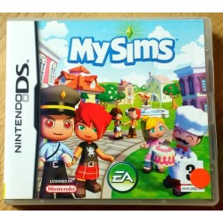 Nintendo DS: My Sims (EA Games)