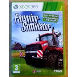Xbox 360: Farming Simulator (Giants Software)