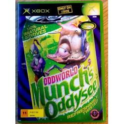 Xbox: Oddworld Munch's Oddysee (Infogrames)
