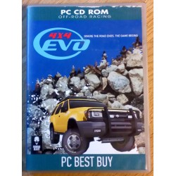 4x4 Evo - Where the road ends, the game begins (PC Best Buy)