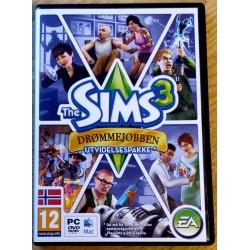 The Sims 3 - Drømmejobben utvidelsespakke (EA Games)