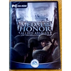 Medal of Honor: Allied Assault (EA Games)
