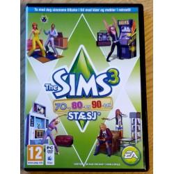 The Sims 3 - 70,-, 80,- og 90-tall Stæsj (EA Games)
