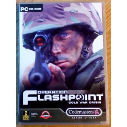 Operation Flashpoint - Cold War Crisis (Codemasters)
