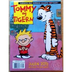 Tommy og Tigern: Julen 2013 - Med Alice og Bar Bikkje