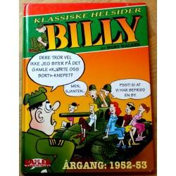 Seriesamlerklubben: Billy - Klassiske helsider 1952-53