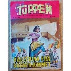 Tuppen: 1977 - Nr. 12 - Ballerina fra barnehjemmet