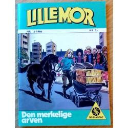 Lillemor: 1986 - Nr. 19 - Den merkelige arven