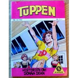 Tuppen: 1986 - Nr. 16 - Historien om Donna Dean