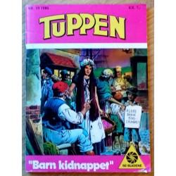 Tuppen: 1986 - Nr. 19 - Barn kidnappet