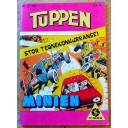 Tuppen: 1986 - Nr. 11 - Minien