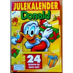 Donald Julekalender - 24 historier du åpner selv!