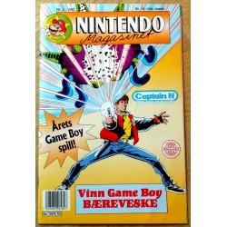 Nintendo Magasinet: 1992 - Nr. 2 - Captain N er tilbake