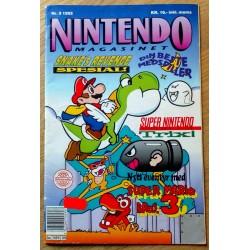 Nintendo Magasinet: 1992 - Nr. 9 - Snake's Revenge Spesial!