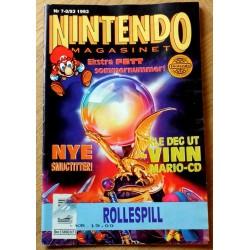 Nintendo Magasinet: 1993 - Nr. 7-8 - Ekstra fett sommernummer!