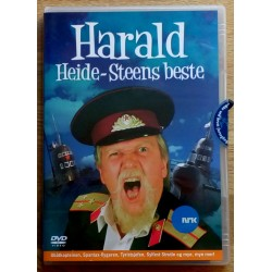 Harald Heide-Steens beste (DVD)