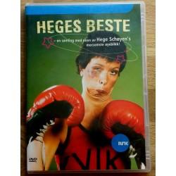 Heges Beste - En samling med noen av Hege Schøyen's morsomste øyeblikk! (DVD)