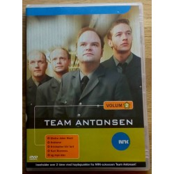 Team Antonsen - Volum 2 (DVD)