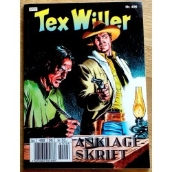 Tex Willer: Nr. 496 - Anklageskrift
