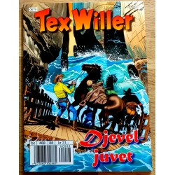 Tex Willer: Nr. 488 - Djeveljuvet
