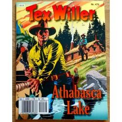 Tex Willer: Nr. 478 - Althabasca Lake