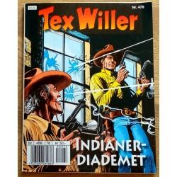 Tex Willer: Nr. 476 - Indianer-diademet