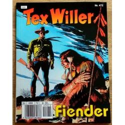 Tex Willer: Nr. 472 - Fiender