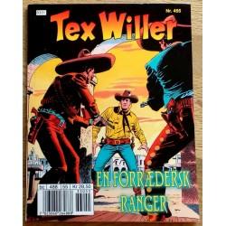 Tex Willer: Nr. 455 - En forrædersk Ranger