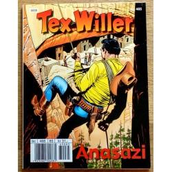 Tex Willer: Nr. 485 - Anasazi