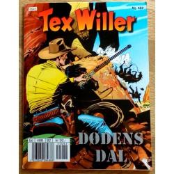 Tex Willer: Nr. 482 - Dødens dal
