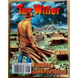 Tex Willer: Nr. 487 - Banden i spøkelsesbyen
