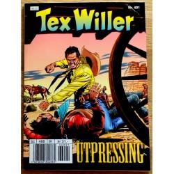 Tex Willer: Nr. 492 - Komplott i Klondike