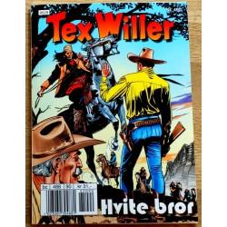 Tex Willer: Nr. 490 - Hvite bror