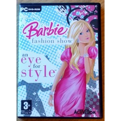 Barbie Fashion Show - An Eye for Style (Activision)