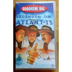 Brødrene Dal og Legenden om Atlant-is (VHS)