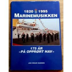 1820 - 1995 - Marinemusikken - 175 år på opprørt hav