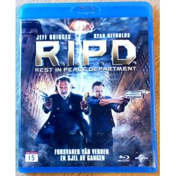 R.I.P.D.: Rest in Peace Department (Blu-ray)