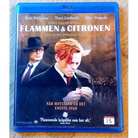 Flammen & Citronen (Blu-ray)