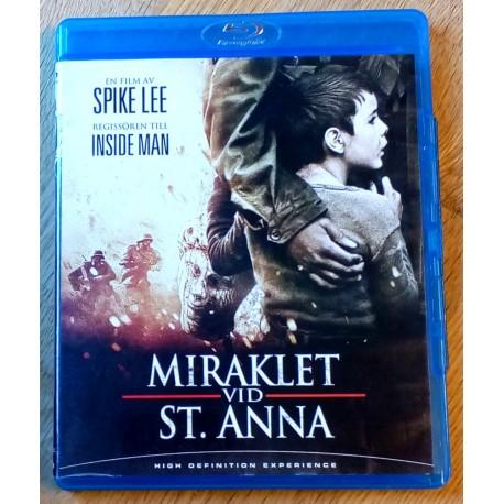 Miracle at St. Anna (Blu-ray)