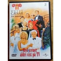 Hotel Cæsar fra innsiden - Med scener aldri vist på TV! (DVD)