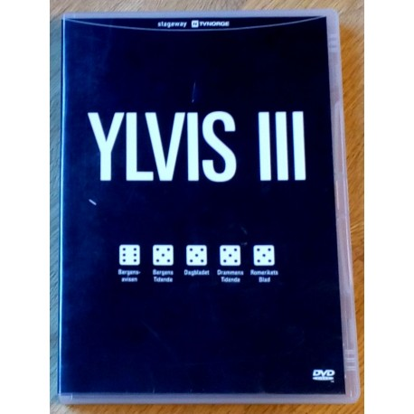Ylvis III (DVD)