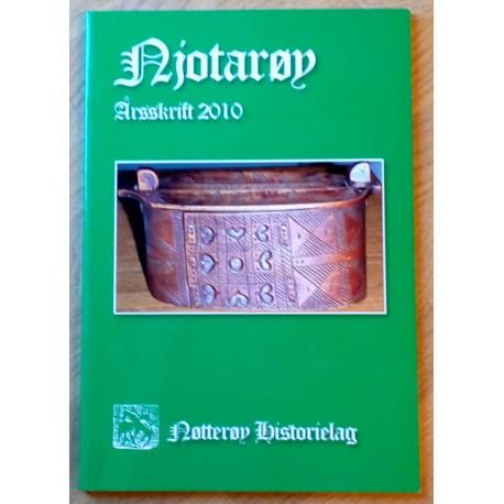Nøtterøy Historielag: Njotarøy - Årsskrift 2010 (Vestfold)
