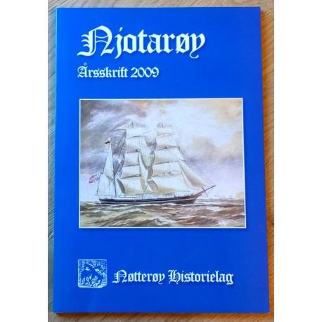 Nøtterøy Historielag: Njotarøy - Årsskrift 2009 (Vestfold)