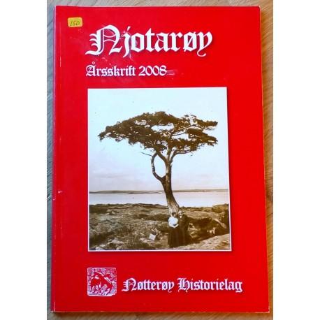 Nøtterøy Historielag: Njotarøy - Årsskrift 2008 (Vestfold)